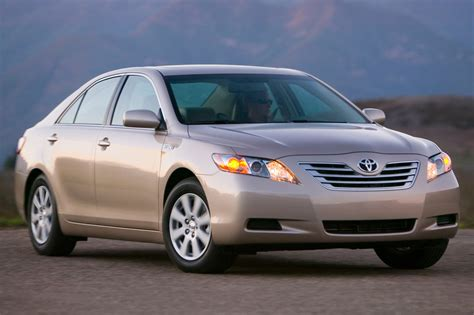 Maint Reqd Toyota Camry 2007 Maintenance Schedule For 2007 Toyota Camry Hybrid Openbay