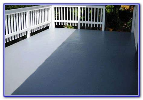 Plastic Coating For Wood Decks by Epoxy Deck Coating Home Depot Decks Home Decorating