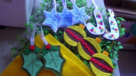 Hiasan Pohon Natal With souvenir 171 flanel kami