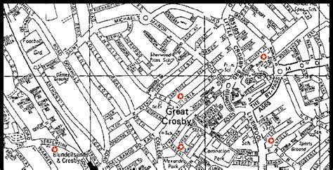 map of crosby texas map of crosby liverpool