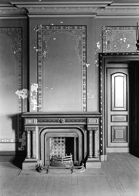 Historic Fireplaces by Fireplace Hearth And Mantel Historic Details