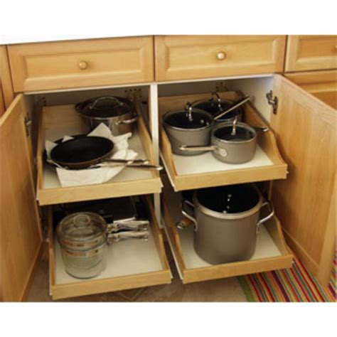kitchen cabinet rolling shelves rolling shelves express quot pre assembled cabinet pull out