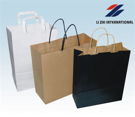 craft paper bags china fashion craft paper bags sb 008 china paper bags