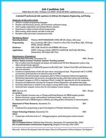 Ms Access Developer Resume by 100 Vba Developer Resume Sle 28 Resume Templates For Freshers Free Sles Exles