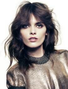 time 70 shag hair cut a modern shag haircut mid length haircuts pinterest