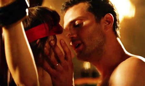 is there a shaving scene in fifty shades of grey fifty shades freed sex scenes guess why jamie dornan won