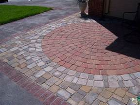 Circular Patio Pavers Patio Floor Designs Flagstone Paver Patio Designs Paver Patio Designs Interior Designs