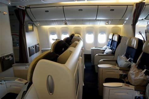 siege premium economy air avis du vol air en affaires