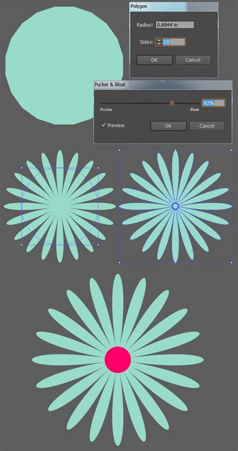 adobe illustrator pattern templates create an easy field of flowers pattern design in adobe