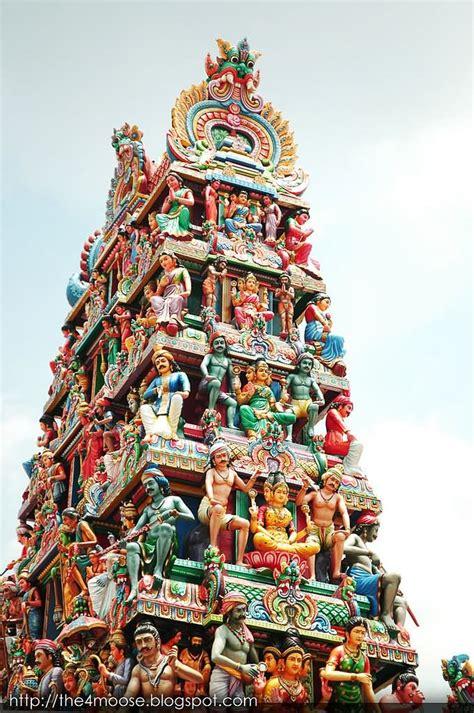 beautiful sri mariamman temple singapore