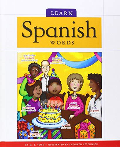 libro learn spanish words learn spanish words foreign language basics learn spanish