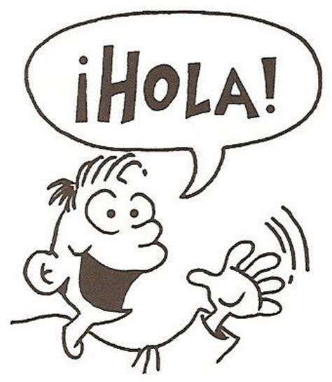 imagenes hola saludos espa 241 ol lengua extranjera saludos 3 hola