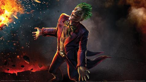 game wallpaper top 10 infinite crisis video game joker 1920x1080 909522