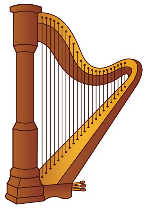 imagenes de arpas musicales harp png clipart picture gallery yopriceville high