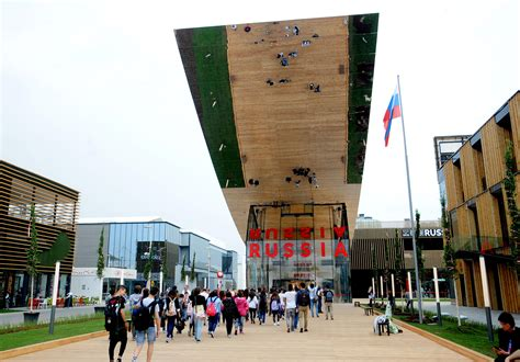 ingressi expo 2015 expo 2015 the russian pavilion