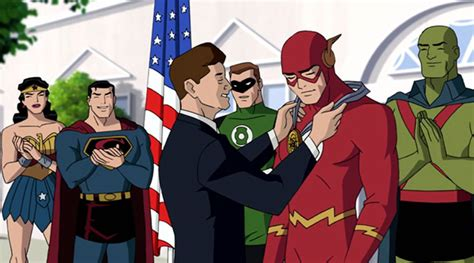 justice league new frontier film in depth on the possible ripple effect of batman v superman