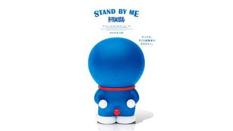 wallpaper doraemon stand by me android stand by me doraemon poster movie hd wallpaper idol fans