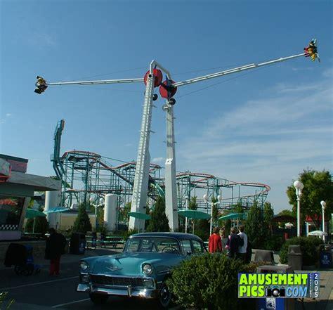 screamin swing dorney park dorney park