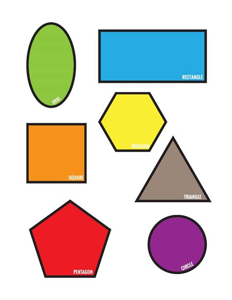 printable game board shapes 6 best images of shapes matching game printable shape