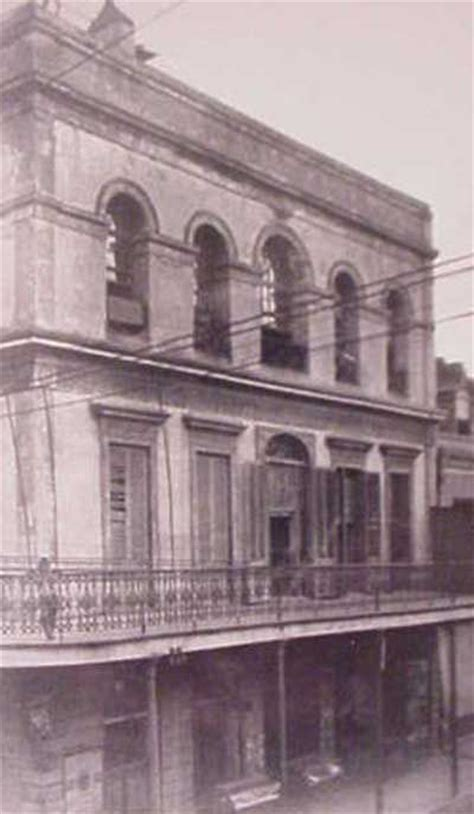 Haunted House In New Orleans by The Lalaurie House Is Considered One Of The Most Haunted
