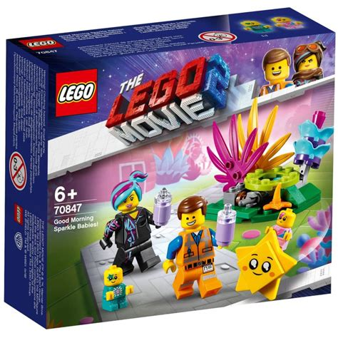 lego  good morning sparkle babies construction