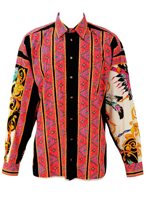 Versace Jeans Couture Multi Coloured Multi Patterned