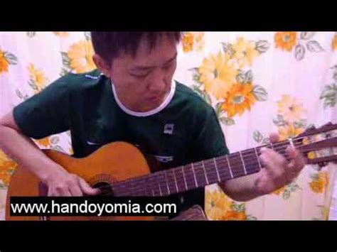 tutorial fingerstyle goyang dumang goyang dumang cita citata fingerstyle guitar solo