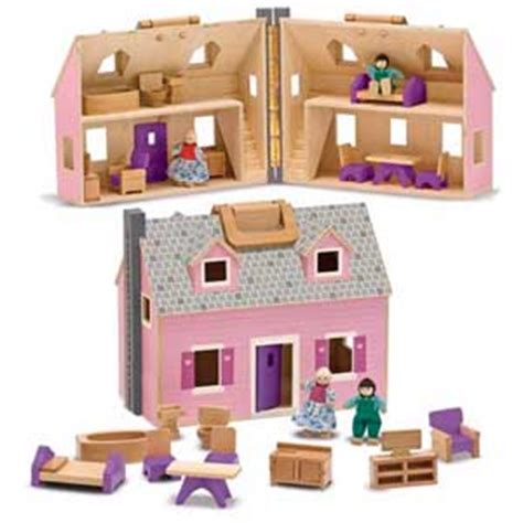 folding dolls house fold go doll house