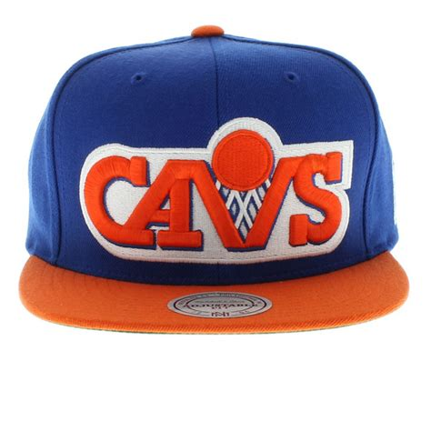 cavs colors cleveland cavaliers team colors the xl logo snapback by
