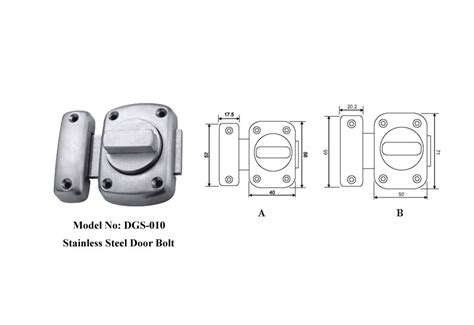 Omge 007 Ss Handle Pintu Plat leader hardware