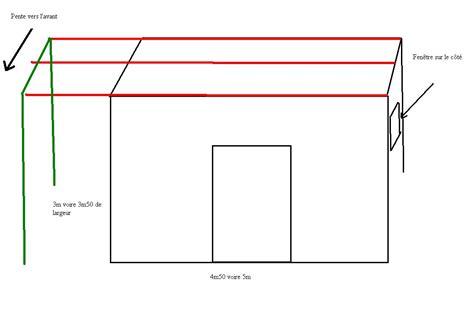 Garage En Bois Toit Plat 436 by Abri De Jardin En Parpaing Avec Toiture En Bac Acier Ou