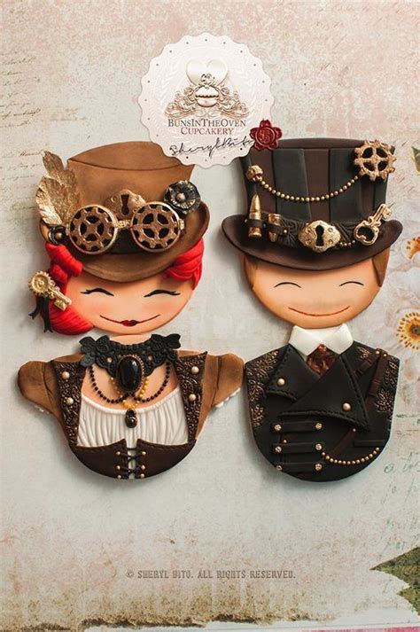 Cake vs. Machine: 5 Amazing Steampunk Cake Designs