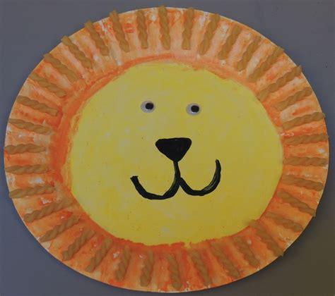 lion mask crafts