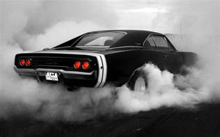 dodge charger in smoke hd wallpaper wallpapers galery