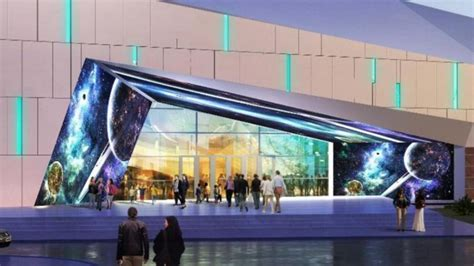 Kitchen Design Edmonton canada science and technology museum facade to be unveiled