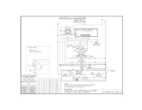 electrolux oven wiring diagram get free image about