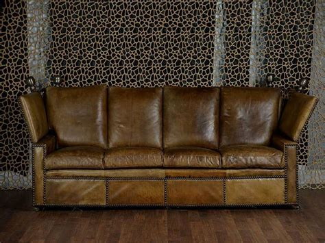 knole settee for sale antique french leather knole sofa and chair for sale at