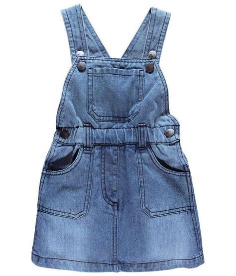 oye denim dungaree skirt light blue buy oye denim