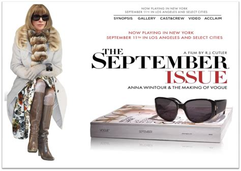 In This Issue by The September Issue The Of Fashion