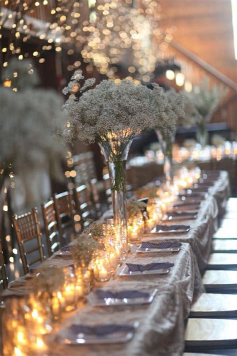 wedding centerpieces with jars and candles jar lanterns and candle holders for magical weddings