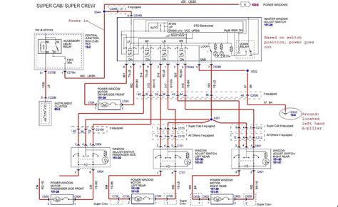 2001 ford f150 stereo wiring diagram free
