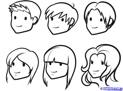 how to draw easy anime hair boy hair drawing easy with how to draw hair for kids step