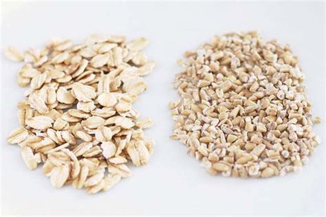 The Difference Between Steel Cut Old Fashioned Quick - what you should know about oatmeal