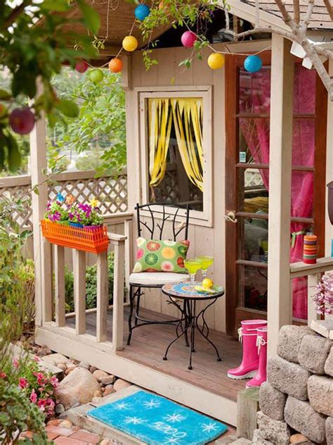 Childrens Wooden Sheds by Best 20 Playhouse Decor Ideas On