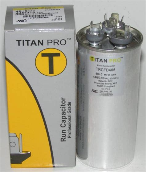 titan pro run capacitor wiring run capacitor lifetime 28 images motor start capacitor with bakelite casing cable wire and