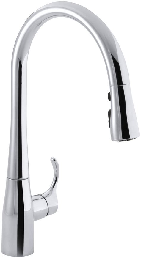the best kitchen faucet what s the best pull down kitchen faucet faucetshub