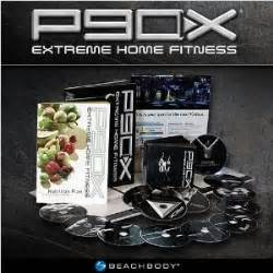 tony hortons p90x 90 day home fitness workout dvd