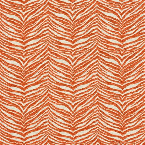 print upholstery fabric coral and white zebra animal print upholstery fabric