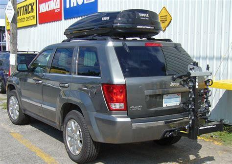best bike rack for jeep grand cherokee jeep grand cherokee roof rack guide photo gallery