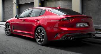 Kia Stinger Kia Confirms European Stinger Specs Gets 200ps 2 2l Diesel